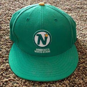 Minnesota North Stars fitted hat